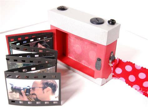 Camera Mini Album Idea