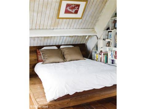 chambre en lambris déco chambre avec lambris