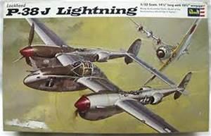 T-model.com Revell 1/32 Lockheed P-38J Lightning