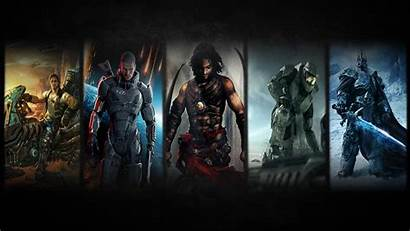 Characters Games Wallpapers Background Zone Gaming Badass