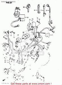 Suzuki Gs1150 Wiring Diagram