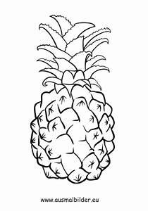 Gemüse Bilder Zum Ausdrucken : ausmalbilder ananas obst und gem se malvorlagen ~ Buech-reservation.com Haus und Dekorationen