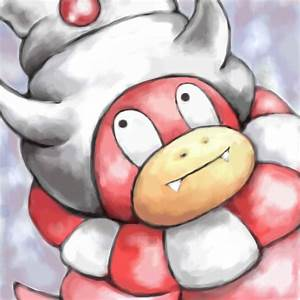 Slowking by SailorClef on DeviantArt