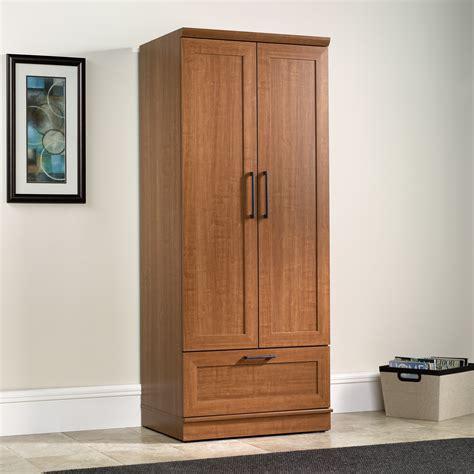 sauder home plus storage cabinet homeplus wardrobe storage cabinet 411802 sauder