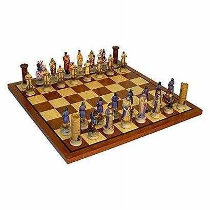 Chess Richard Lionheart Board Themed Games Multicolored
