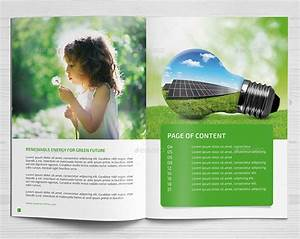 Free Brochure Maker Download Renewable Energy Brochure By Design Pick Graphicriver