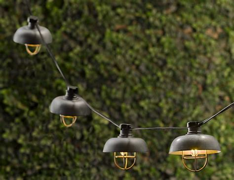 restoration hardware string lights 14 string lights ideas a sharp eye