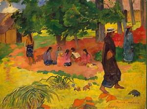 Paul Gauguin Oil Paintings Reproductions On Artclon | Paul ...
