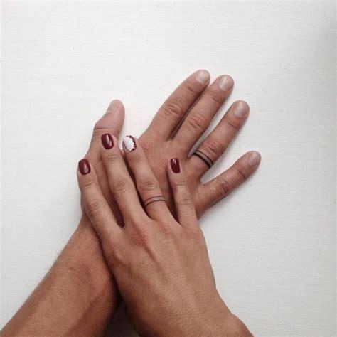 le tatouage bague remplace lalliance de mariage