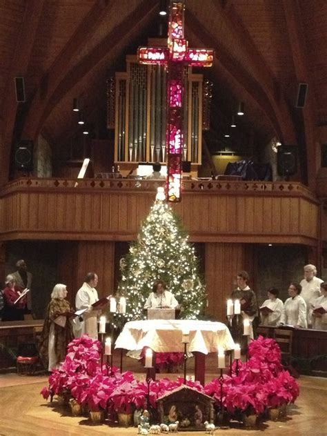 inspirational church christmas decorations ideas