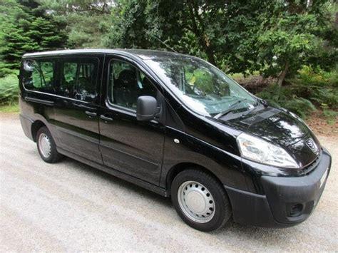 Superb Peugeot Expert Tepee Comfort 9 Seater Lwb Hdi