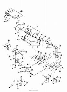 Bobcat Skid Loader Part Diagram