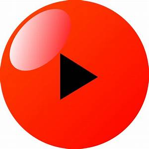Red Play Button Png | www.pixshark.com - Images Galleries ...