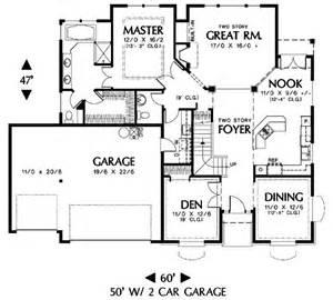 floor house blueprint house plans