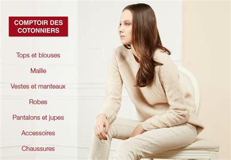 Comptoir Des Cotonniers Code Promo by Vente Priv 233 E Comptoir Des Cotonniers Octobre 2013 Les