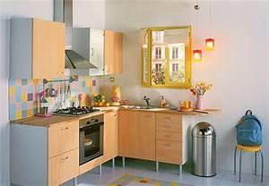 petite cuisine pas cher photo 9 25 pour connaitre le With petite cuisine amenagee pas cher