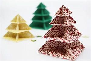 Weihnachtsbäume Aus Papier Basteln : weihnachtsbaum basteln ~ Orissabook.com Haus und Dekorationen