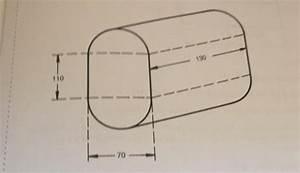 Inhalt Berechnen Zylinder : liter abgerundeter k rper heiz ltank inhalt in liter ~ Themetempest.com Abrechnung