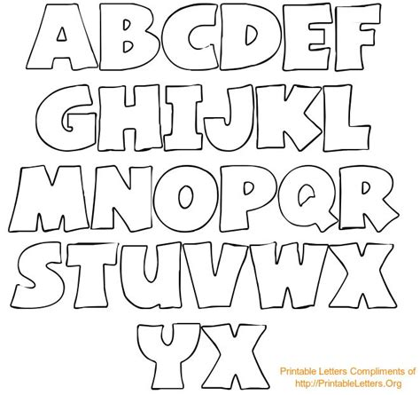 traceable letter templates for banners 25 best ideas about printable alphabet letters on