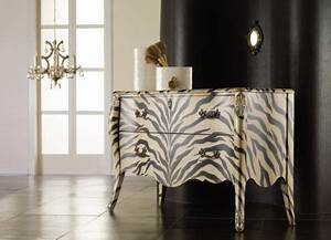 Wild side of design animal prints influence home decor for Animal print furniture home decor