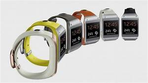 Samsung Galaxy Gear Smartwatch | Cool Material