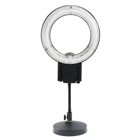 ring light with stand impressions vanity co 18 quot dimmable led vanity ring