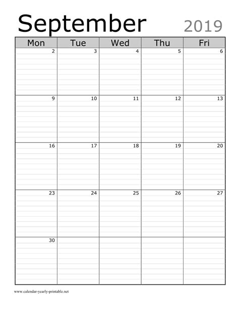 holidays  observances  september  calendar