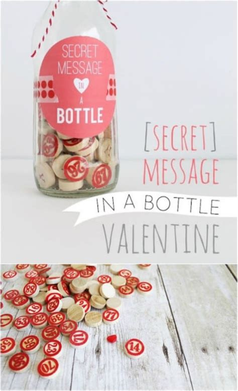 minute diy valentines day gift ideas