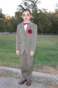 eBay Goosebumps Slappy Halloween Costume