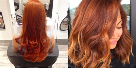 Pumpkin Spice Hair Trend The Ginger Philes