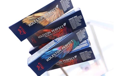 Introducing Wella Professionals Koleston Perfect With Me