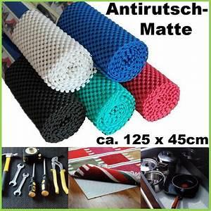 Antirutschmatte Für Waschmaschine : antirutschmatte anti rutsch matte schublade 125 x 45 cm schrank kunststoff gummi ebay ~ Sanjose-hotels-ca.com Haus und Dekorationen