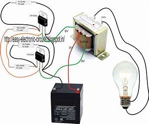 Wiring Diagram Ac Inverter