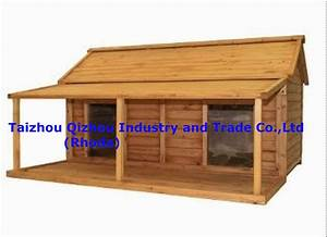 two dog house plans With dual dog house