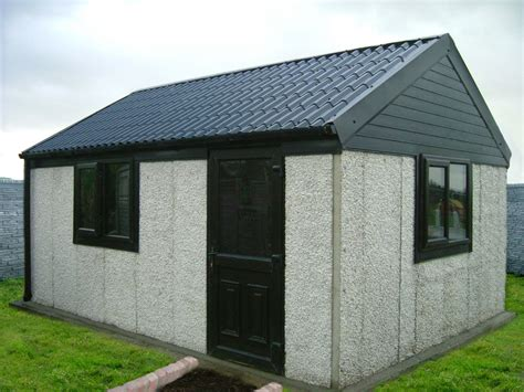 concrete shed ireland dublin wicklow wexford sheds fencing garages shedworldwexfordcom