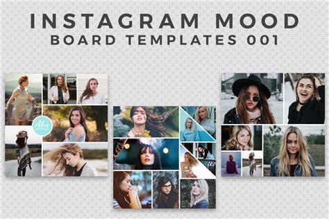 3 Free Instagram Mood Board Template Fb1