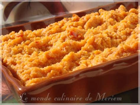 le monde culinaire de meriem cuisine d algerie et d