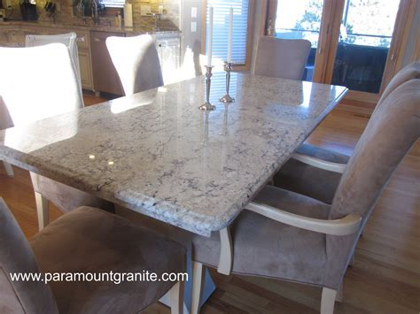 Granite Dining Tables Table For Sale   Faux Marble Top