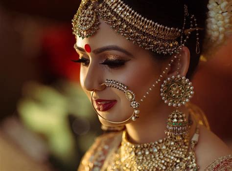 Wedding Jewelry Indian : Stunning Bridal Nath Designs That