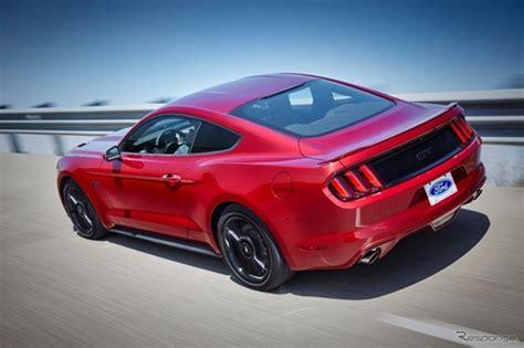 Ford Mustang ขึ้นแท่นรถสปอร์ตขายดีที่สุดในโลก!