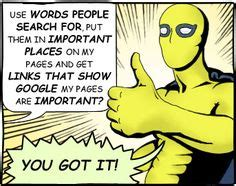Seo Explained Simply - screen bean for any question ppt beans and