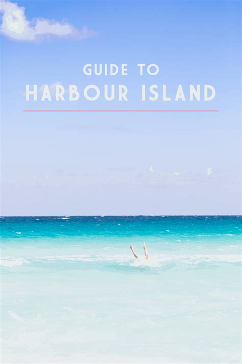 travels  colorful harbour island travel guide