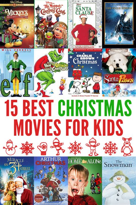 15 Best Family Christmas Movies