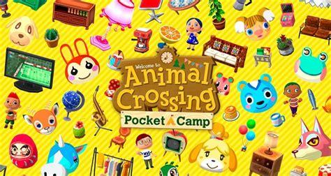 animal crossing pocket camp   content updates