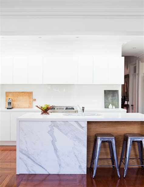 modern cabinets for kitchen kensington contemporary kitchen sydney by alwill 7585