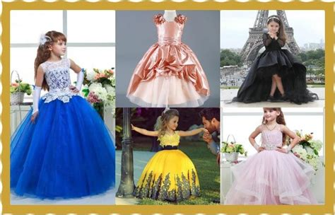 Line Of Beautiful Baby Dresses For Weddings In Fabulous