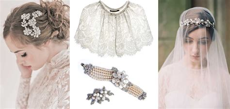 Wedding Accessories For Bride : Which Bridal Accessories Go With Which Type Of Wedding
