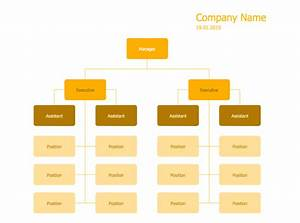 Hierarchy Structure Template 25 Typical Orgcharts Solution Conceptdraw Com