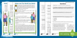 Lks2 Features Of A Non Chronological Report Text Checklist Ks2