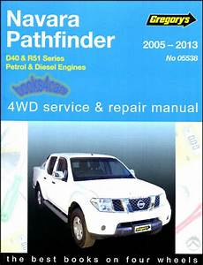 Suzuki Equator Shop Manual Service Repair Book Haynes